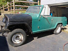 1969 Jeep Commando 1969, Grand National V-6, Fast, PROJECT Jeepster Commando, 1969, Grand National V-6, Fast, Project