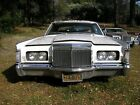 1969 Lincoln Continental  1969 Lincoln Continental Mark III