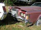 1971 Lincoln Continental  1971 Lincoln Continental Mark III