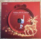 Zmodo 720P HD Smart Wireless Surveillance Camera Wifi Outdoor Security Camera -