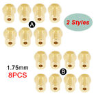 8Pcs J-head Nozzle For 1.75 filament  V6 Hotend Extruder Reprap Printer Parts 3D