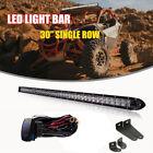 "30"" Inch LED Light Bar  Can-Am Maverick Commander Kawasaki ATV E-TON John Deere"
