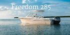 2014 Grady White Freedom 285 dual console with Helm Master joystick control