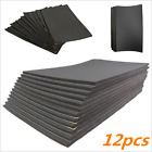 12 Sheets Car Sound Proofing Deadening Noise Reduction & thermal insulation Foam