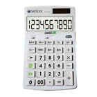 Datexx DD-760 Hybrid Power 12 Digit Desktop Calculator