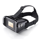 SHARKK VR Goggles 3D Virtual Reality Goggles with Magnetic Trigger Control Works