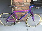 Vintage 1992 Rare Klein Rascal Mission Control Horizon Linear Fade Bicycle