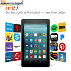 """All-New Fire 7 Tablet with Alexa, 7"""" Display, 8 GB, Marine Blue - with..."""