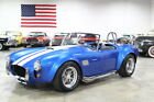 1966 Shelby AC Cobra Replica -- 1966 Shelby AC Cobra Replica  2727 Miles Blue Roadster 350 V8 L98 Automatic