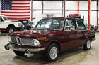 2002 -- 1973 BMW 2002  84192 Miles Malaga Maroon Coupe 2.0L l4 Automatic