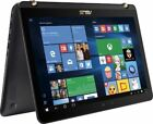 Asus Q524UQ-BBI7T15 15.6inch 2 in 1 Touch Notebook PC - Black