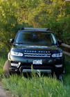 2014 Land Rover Range Rover Sport HSE Fabulous low miles 2014 Range Rover Sport, British Racing Green grabs attention