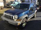 2005 Jeep Liberty  2005 Jeep Liberty CRD, Needs Work