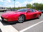 1987 Ferrari Testarossa 2 Door 1987 Ferrari Testarossa