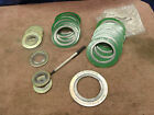 "GARLOCK B16.20 FLEXSEAL SPIRAL WOUND WINDING 3/4"" to 2 inch mix/match choose"