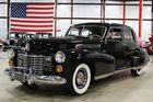 Fleetwood 60 Special 1941 Cadillac Fleetwood 60 Special 85072 Miles Black Sedan 346 V8 Manual
