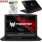 "Acer Predator Helios 300 Gaming Laptop, 15.6"" Full HD, Intel Core I7-7700HQ CPU"