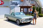 1966 Chevrolet El Camino  1966 Chevy El Camino Frame Off Resto 400 Small Block Vintage AC PDB PS