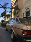 1985 Mercedes-Benz 300-Series  Mercedes 300td