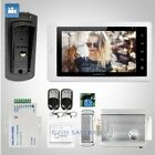 """HOMSECUR 7"""" Wired Video Door Entry Phone Call System with Metal Case Camera 1C1M"""