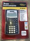 NEW Texas Instruments TI-30X IIS 2-Line Dual Powered Scientific Calculator