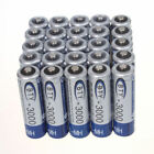 New AA 1.2V 3000mAh Ni-MH Rechargeable Batteries 4/10/15/20/30 Pieces for Choose