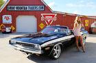 1971 Dodge Challenger  1971 Dodge Challenger Convertible 340 Triple Black Sure Grip Rear Power Disc PS