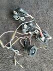1988 Suzuki DT75 outboard tilt and trim switch /solenoids/harness/start solenoid