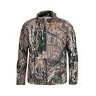 2016 Can-Am BRP Men's Mossy Oak Camo Full Zip Fleece Sizes L-XL