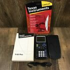 Texas Instruments TI-83 Plus Graphing Calculator Manual & NIP Graph Link Cable