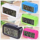 LED Digital Kitchen Wall Clock Table Desk Alarm Watch Modern Art Home Decor New