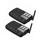 Wireless Intercom System Hosmart 1/2 Mile LONG RANGE 7-Channel Security Wireless