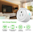 Mini Wifi Smart Socket Phone App Timing Switch Remote Control Outlet  for Home
