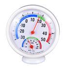 Digital Indoor Outdoor LCD Thermometer Hygrometer Temperature Humidity Meter FJ