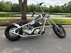 2008 Custom Built Motorcycles Chopper  Custom chopper motorcycle