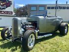 HIGH BOY ROADSTER 1932 FORD HIGH BOY ROADSTER 100 Miles GREY CONVERTIBLE 350 CID AUTOMATIC