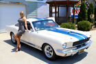 1965 Ford Mustang  1965 Ford Mustang Shelby GT 350 Clone Built 289 Tremec 5 Speed Power RackPinon