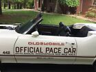 1970 Oldsmobile 442 pace car 1970 70 Oldsmobile 442 Pace Car Convertible