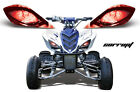 AMR HEAD LIGHT GRAPHIC DECAL COVER YAMAHA RAPTOR 700/350 YFZ450 450 PART CORRUPT