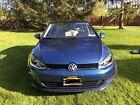 2016 Volkswagen Golf SE 2016 VW GOLF SE 18000 MILES - LIKE NEW