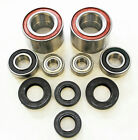 2007 Polaris Outlaw 500 Front And Rear Wheel Bearings And Seals