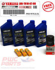 YAMAHA 2016+ VX / Cruiser / Sport TR-1 Oil Change Kit w/ NGK Spark Plugs Filter