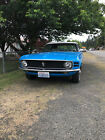 1970 Ford Mustang standard 1970 Ford Mustang convertible