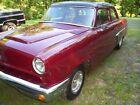 1952 Mercury Monterey 2 dr 1952 Mercury Montrey sedan