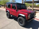 1995 Land Rover Defender NAS 90 6.2 ltr. 403 HP LS 1995 Defender 90 w/ 6.2ltr LS and 6 speed auto trans.