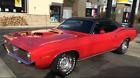1970 Plymouth Barracuda  1970 Hemi Cuda 4spd #'s matching