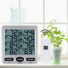 Ambient Wireless Weather WS-10 Outdoor Indoor Thermo-Hygrometer 3 Remote Sensors
