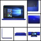 "11.6"" Windows 10 HD Laptop Intel Celeron N3060 Processor 4GB RAM 32 eMMC Storage"