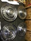 1958 1959 Cadillac Hubcaps Set Of 4. Hotrod