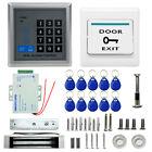 Electric Door Lock Magnetic Access Control ID Card Password System #Cu3